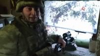 HAVA KUVVETLERİ KOMUTANLIĞI - TSK'dan 'Evde Kal' Çağrısı