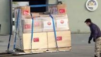 YARDIM MALZEMESİ - Türkiye, İtalya Ve İspanya'ya Tıbbi Yardım Gönderdi