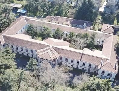 128 yıllık tarihi bina salgın hastanesi olarak kullanıma açılacak