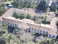 TARİHİ BİNA - 128 yıllık tarihi bina salgın hastanesi olarak kullanıma açılacak