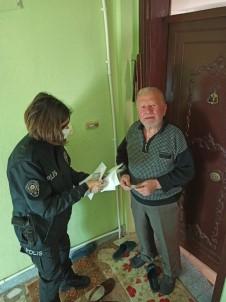 Ali Amca Bağış Yapabilmek İçin Polis Çağırdı
