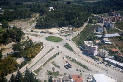 Antalya'da Korona Virüs Önlemleri Havadan Denetlendi