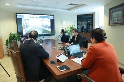 Çin İle İkinci Video Konferans Görüşmesi Gerçekleştirildi