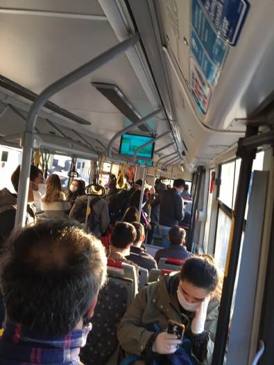 İBB'den yeni otobüs skandalı
