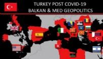 OSMANLı İMPARATORLUĞU - Koronavirüs yardımları zoruna giden Yunan gazeteci bu haritayla Türkiye ve Erdoğan'a saldırdı