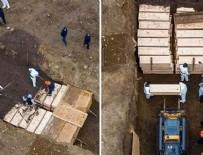 PORTO - Kovid-19 kurbanları toplu mezarlara gömülüyor!