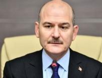 BASIN MENSUPLARI - Süleyman Soylu'dan sokağa çıkma yasağıyla ilgili açıklama!