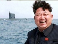 TATBIKAT - Virüs dünyayı tehdit ederken Kuzey Kore lideri Kim Jong-un bakın ne yaptı?