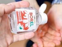 ALOE VERA - Borlu el dezenfektanı 'BOREL' haftaya raflarda
