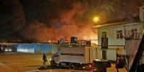 YANGINA MÜDAHALE - Rusya'da isyan çıktı! Binayı ateşe verdiler