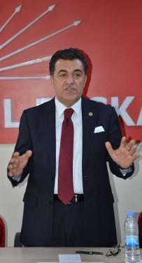ALABALIK - Chp'li başkan chp'ye oy vermeyenlere maske vermedi!