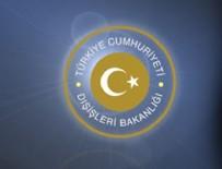 SIĞINMACI - Dışişleri Bakanlığından Yunan bakana tepki!
