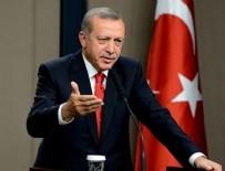 HUBER KÖŞKÜ - Cumhurbaşkanı Erdoğan'dan sokağa çıkma yasağına ilişkin açıklama