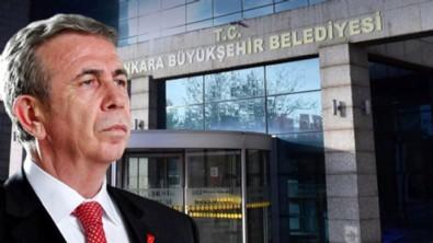 Ankara Büyükşehir Belediyesi'ndeki büyük savaş!