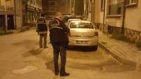 Karaman'da Apartman Dairesine Av Tüfeğiyle Ateş Açıldı