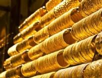CUMHURİYET ALTINI - Altın tarihinin en yüksek rakamını gördü!