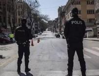 İÇME SUYU - 31 ildeki sokağa çıkma kısıtlaması başladı