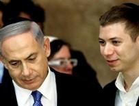 İSRAIL - Netanyahu'nun oğlundan tepki çeken paylaşım!