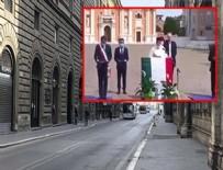KURAN-ı KERIM - İtalyan Belediye Başkanı koronavirüse karşı Kur'an-ı Kerim okuttu