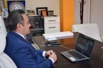 İL BAŞKANLARI - AK Parti İl Başkanları Video Konferansta Cumhurbaşkanı İle Görüştü