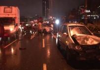 TAKSİ ŞOFÖRÜ - Bağcılar'da 10 Araçlık Zincirleme Trafik Kazası