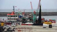 ALABALIK - Balıkçılar Erken 'Paydos' Dedi