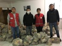 KULÜP BAŞKANI - Bandırmaspor'dan 250 Aileye Erzak Yardımı