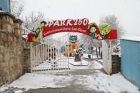 KAR YAĞıŞı - Başkale'de Kar Yağışı