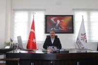 RECEP TAYYİP ERDOĞAN - Başkan Dündar'dan 'Biz Bize Yeteriz Türkiyem' Kampanyasına Destek
