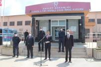 İNFAZ KORUMA - Başsavcı Yasin Emre Açıklaması 'Alanya Cezaevi'nde Korona Virüsü Konusunda Hiçbir Tehdit Yoktur'