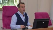 TANJU ÖZCAN - Bolu Belediye Başkanı Tanju Özcan'dan, Cumhurbaşkanına Mektup