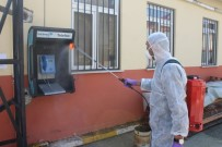 SAĞLIK RAPORU - Bursa Adliye Ve Cezaevlerinde Korona Virüsüne Karşı Tedbirler Alındı