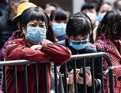 Çin'de koronavirüs tekrar hortladı!