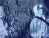 HAYVAN PAZARI - Çinliler karanlık mağaralarda! İşte virüsün çıkma nedeni...!!!