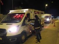 OKTAY KALDıRıM - Elazığ'a Gelene 14 Gün Karantina Kuralı