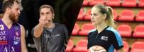 FELAKET - FIBA Hakemleri Marziali Ve Giovannetti, Koronavirüs İle Mücadelede Ön Saflarda