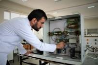 YÜKSEK LISANS - FÜ'de 'Yapay Zeka Tabanlı Solunum Cihazı' Geliştirildi