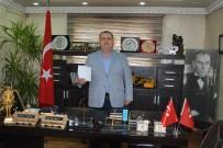 FELAKET - Hakkarili İş Adamından 'Biz Bize Yeteriz Türkiyem' Kampanyasına 100 Bin TL Destek