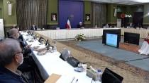 İRAN CUMHURBAŞKANı - İran Cumhurbaşkanı Ruhani Açıklaması 'Korona Virüs, Yıl Sonuna Kadar Ülkede Görülebilir'