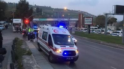 İzmir'de ambulansı kaçıran kişi öyle bir sebep söyledi ki...
