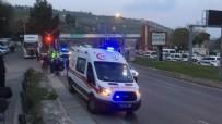 YEŞILDERE - İzmir'de ambulansı kaçıran kişi öyle bir sebep söyledi ki...