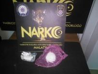 METAMFETAMİN - Malatya'da Uyuşturucudan 1 Tutuklama