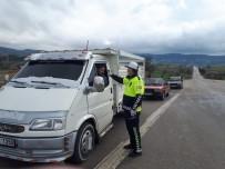AHMET DENIZ - Manisa'ya Gelen Vatandaşlara 14 Günlük Karantina Süresi Uygulanıyor