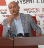 SAADET PARTİSİ - SP Melikgazi İlçe Başkanı Sinan Aktaş, 'Salgın Sonrasında İkinci Bir Sıkıntı İle Karşılaşmamalıyız'