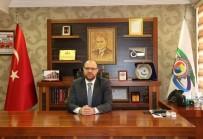 İŞ İNSANLARI - TSO Başkanı Mescier'den 3 Nisan Mesajı