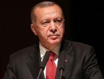 GÜRSEL TEKİN - Cumhurbaşkanı Erdoğan'dan Gürsel Tekin'e gönderme!