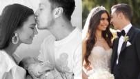 MESUT ÖZİL - Mesut Özil ve eşi Amine Gülşe'nin kızları Eda'ya dudak uçuklatan reklam teklifi