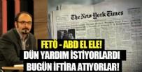 TRAFIK KAZASı - Şaşırtmayan ittifak; New York Times ve FETÖ! İnanılmaz iftira...