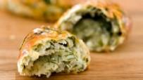 YUMURTA - Otlu peynirli poğaça tarifi