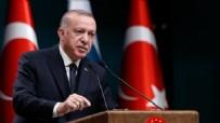 23 NİSAN ULUSAL EGEMENLİK VE ÇOCUK BAYRAMI - Erdoğan'dan 23 Nisan mesajı